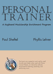 cover for Paul Sheftel's Personal Trainer