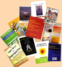 Click here to see our catalog of published books!