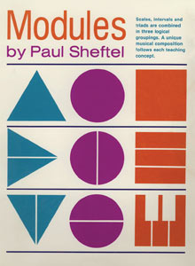 cover art of Paul Sheftel's Modules: 2010 Edition