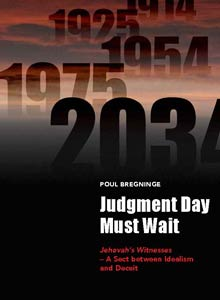 cover art of Poul Bregninge's Judgment Day Must Wait