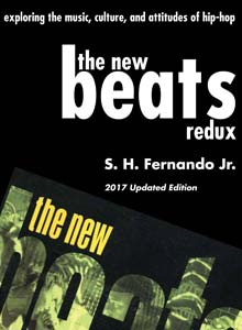 cover art of S.H. Fernando's the new BEATS redux