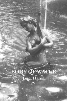 cover art of Janet Hamill's Body of Water