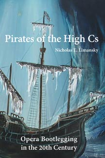 cover art of Nicholas Limansky's Pirates of th High C's