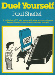 cover art of Paul Sheftel's Duet Yourself