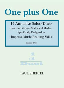 cover art of Paul Sheftel's One Plus One